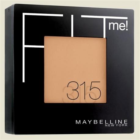 Mayb FIT ME kompaktine pudra 315 SOF