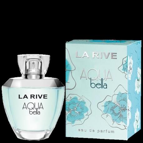 AQUA BELLA moteriškas parfumuotas vanduo 100ml