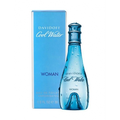 Cool Water Edt W 30ml