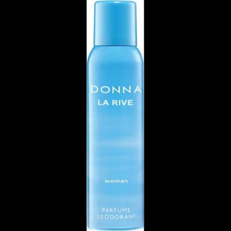 Deo parfum.mot. DONNA LA RIVE 150ml