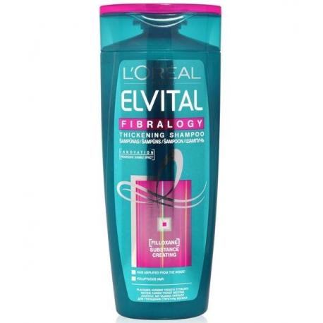 Elvital FIBRALOGY šampūnas 250ML