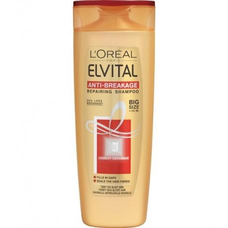 Elvital Nutriceramide šampūnas 400 ml