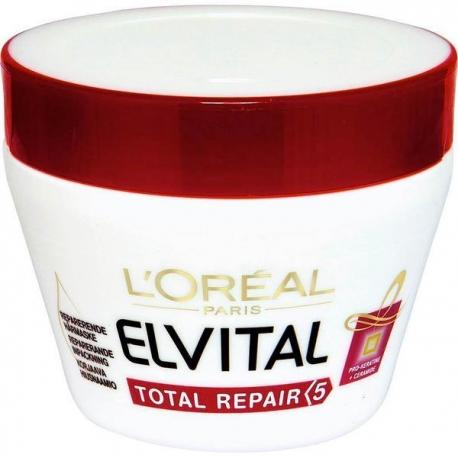Elvital Total Repair 5 kaukė 300ml