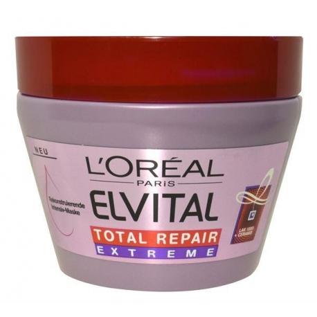 Elvital Total Repair EXTREME kaukė 300ml