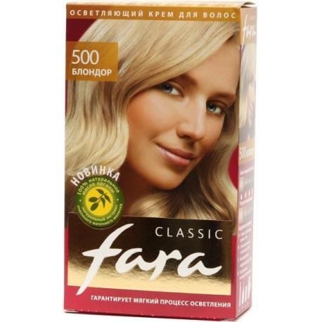 FARA dažai plaukams Nr. 500 (šviesintojas)