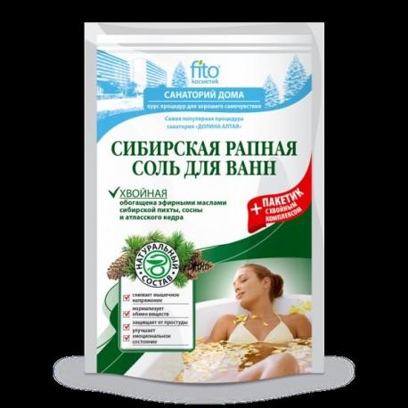 FITO druska voniai CHVOJNAJA 500g
