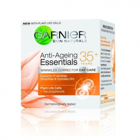 Gr. Skin Naturals ANTI-AGING 35+ dieninins kr. 50ml