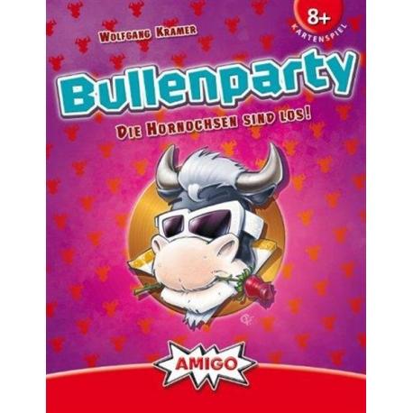 Kortų Žaidimas 'Bulių vakarėlis'