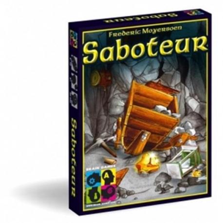 Kortų Žaidimas 'Saboteur'