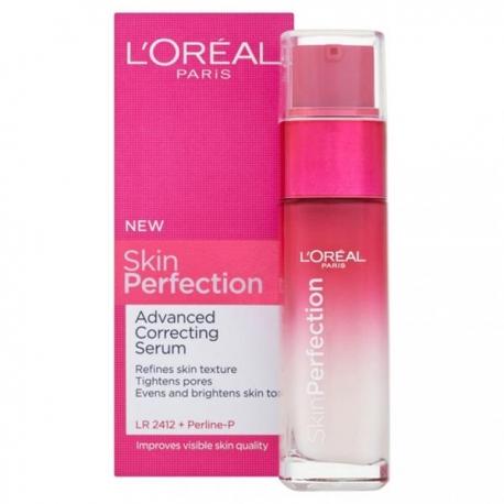 L'Oreal D/E SKIN PERFECTION serumas 30ml